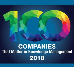 BP Logix Named to KM World 100 Companies List 2018