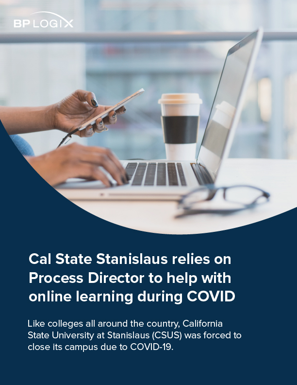Cal State Stanislaus Testimonial - landing page cover