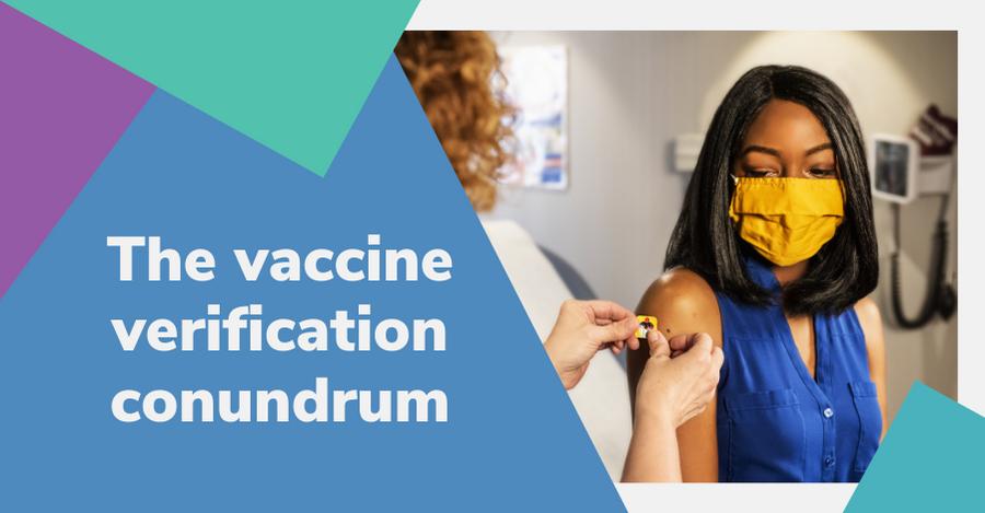 Solving the Vaccine Verification Conundrum for K-12 Schools | BP Logix